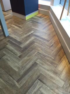 Amtico Flooring In Period Property