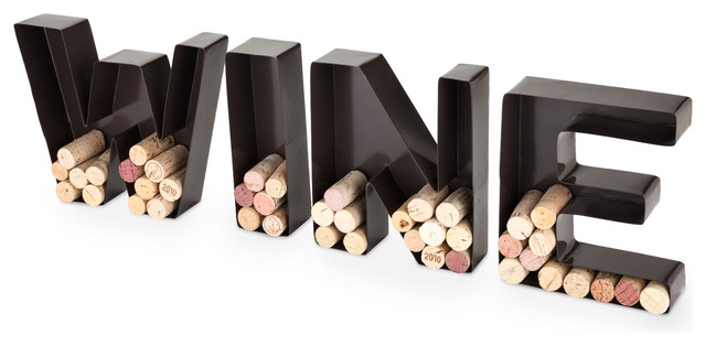 Wine Cork Holder By True.