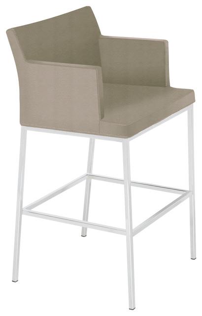 Super Soho Chrome Stools Chrome Base Bone Ppm Pdpeps Interior Chair Design Pdpepsorg