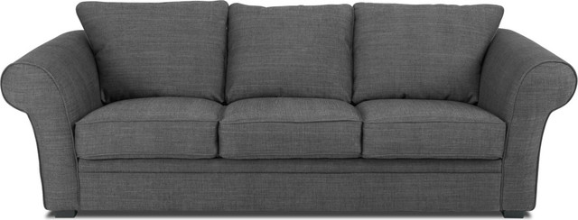 Belsize Grey 3 Seater Couch