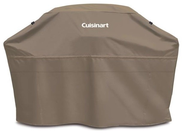 "Cuisinart Grill 60"" Cuisinart Heavy Duty Barbecue Grill Rectangle Cover."