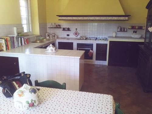 rimodernare una cucina in muratura