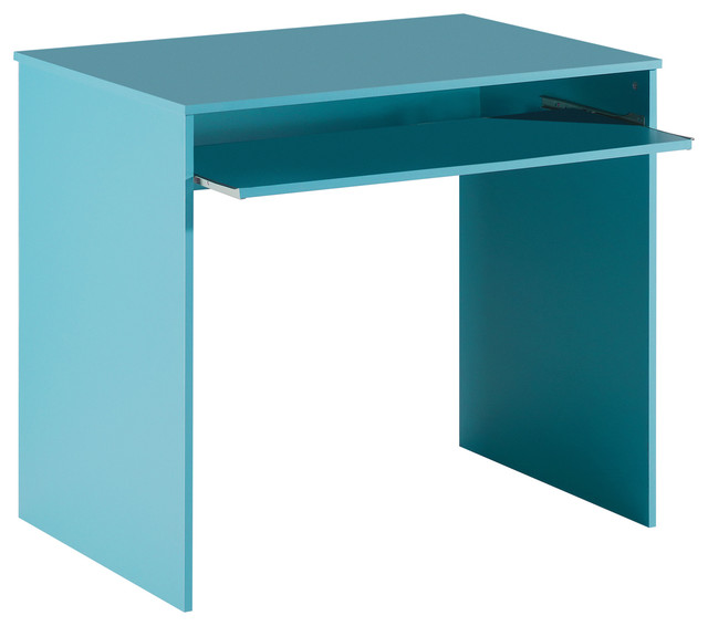 iJoy Computer Table, Blue
