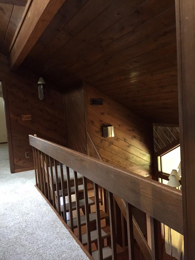 MODERN LAKE HOUSE BEFORE