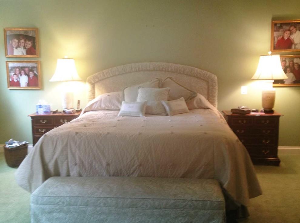 Kimmet bedroom BEFORE