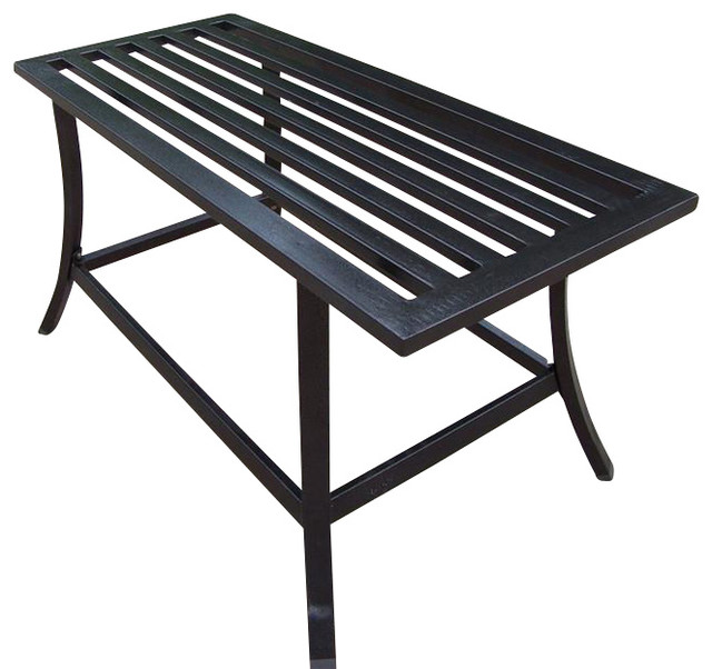 patio coffee table contemporary outdoor coffee tables