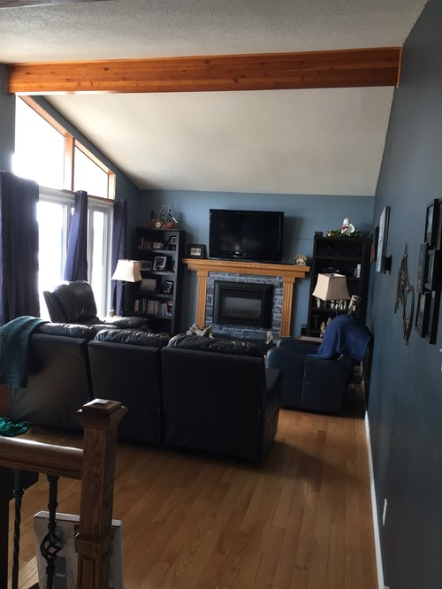 Need Help Arranging My Living Room Furniture