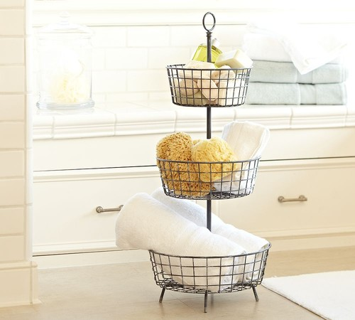 where can i find the wire tiered basket for my bathroom?