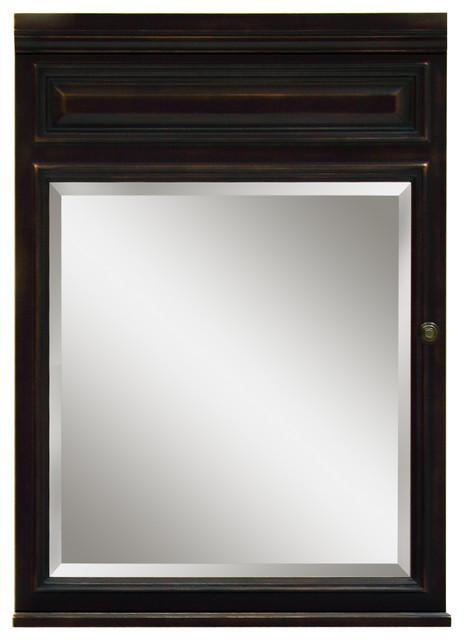 Barton Hill Mirrored Medicine Cabinet.
