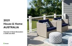 2021 AU Houzz & Home Renovation Trends Study