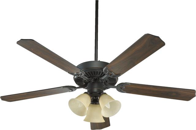 Quorum International 77525-1795 Capri Vi Old World 52 Ceiling Fan.