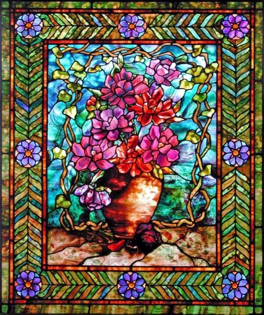 Exceptionnel Beautiful Stained Glass Window Designs Home Pictures   Decoration .