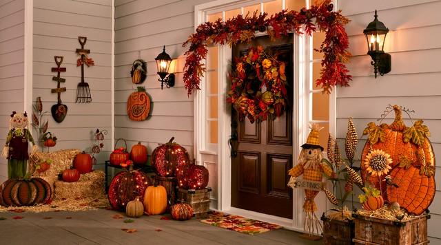 Thanksgiving & Fall traditional