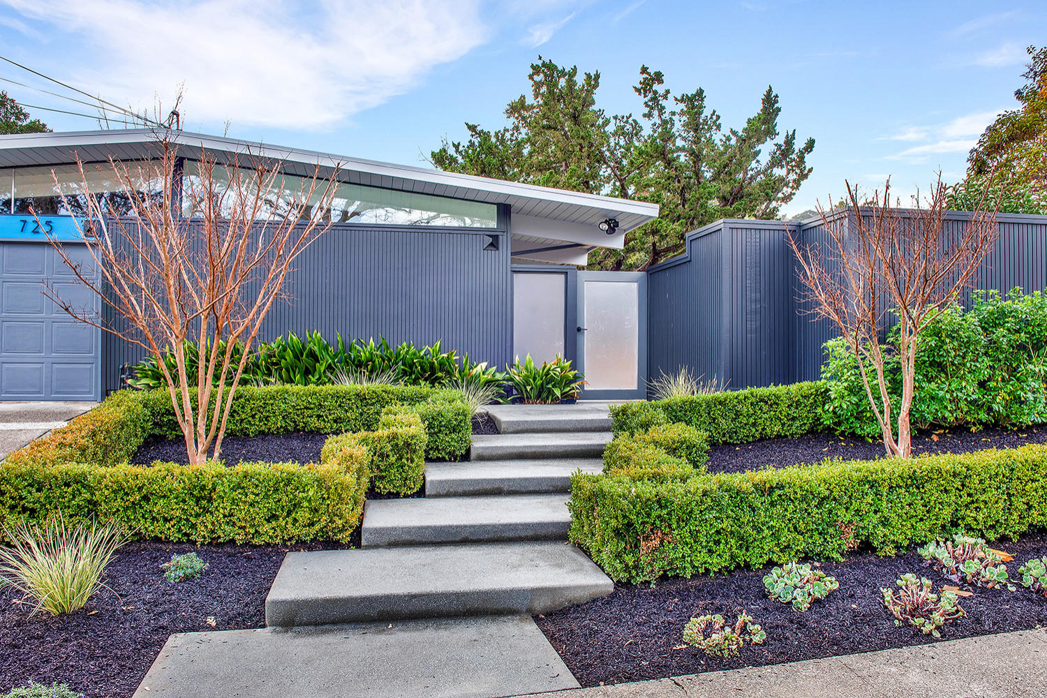 Eichler Modern Architecture Full Remodel + Staging