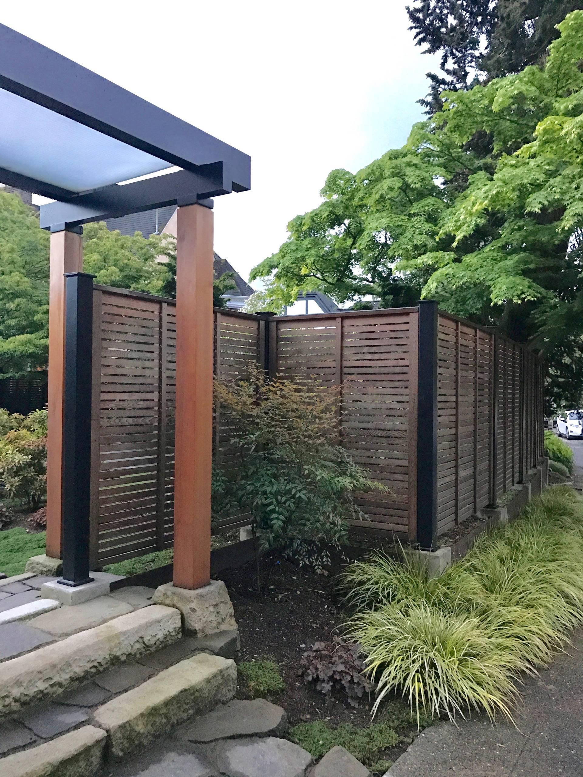 Laurelhurst Entry and Garden