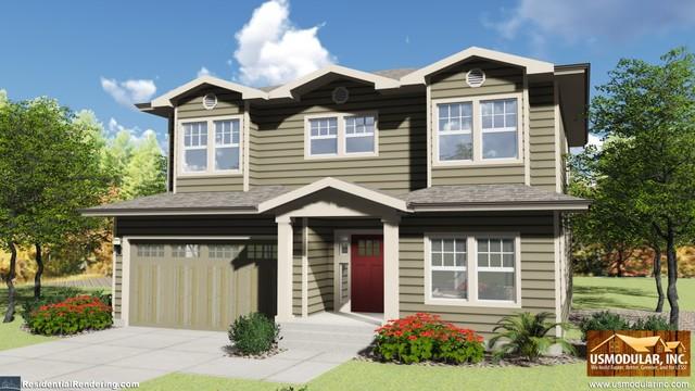 Menlo Park Single Family Modular Home
