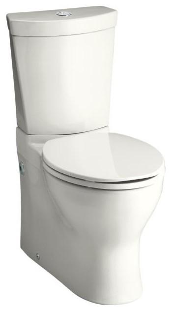 Kohler Persuade Two Piece Elongated Toilet Dual Flush