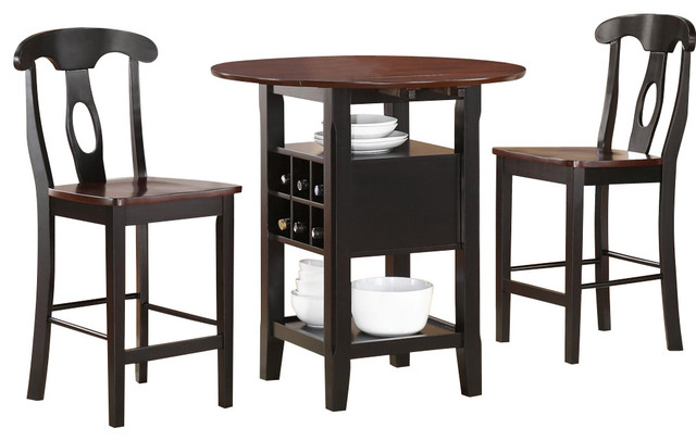 Counter Height Dining Set Leaf