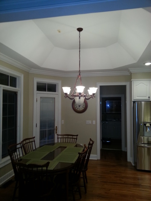 Need Help Centering A New Breakfast Light