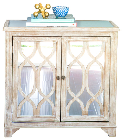 Hannah Mirrored Cabinet