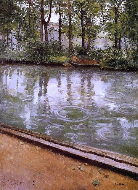 La obra de Gustave Caillebotte Traditional-prints-and-posters