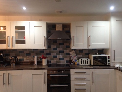 Kitchen Renovation Before During And After