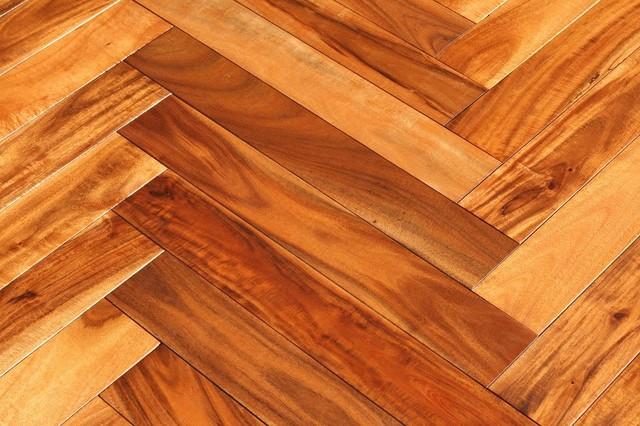 Elegance Plyquet Acacia Herringbone Hardwood Floors