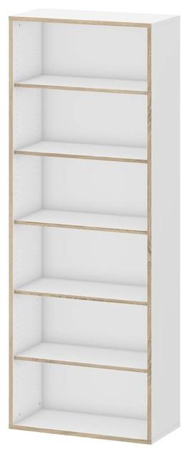 Hamilton 6-Shelf Bookcase.