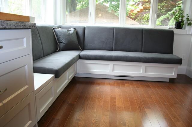 Charmant Kitchen Corner Bench