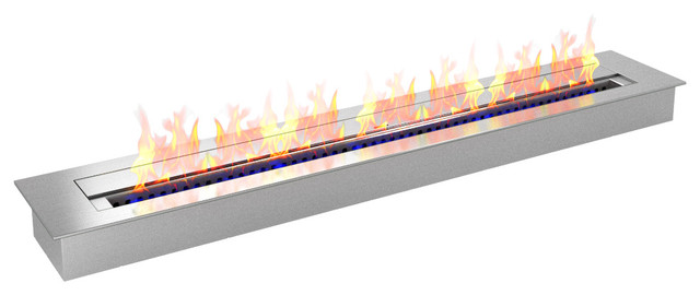 Regal Flame Pro 36 Bio Ethanol Fireplace Burner Insert, 7.4l.