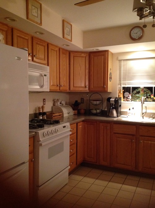 Selling the house. Leave white appliances or change to stainless?