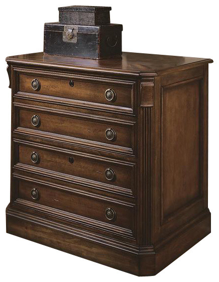 ... Lateral File - Traditional - Filing Cabinets - by Seldens Furniture