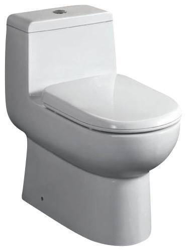 dual flush one piece ecofriendly high efficiency low flush ceramic toilet