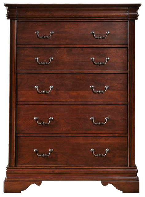 Liberty Furniture Carriage Court 6 Drawer Chest.