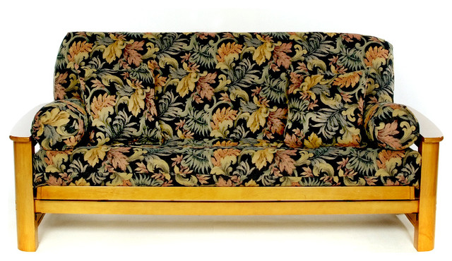 Vienna Full Size Futon Cover Tropical Covers