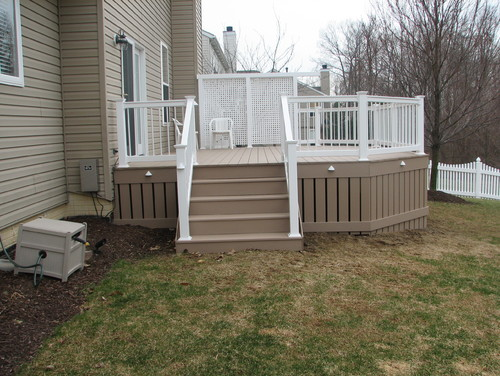 metal deck skirting
