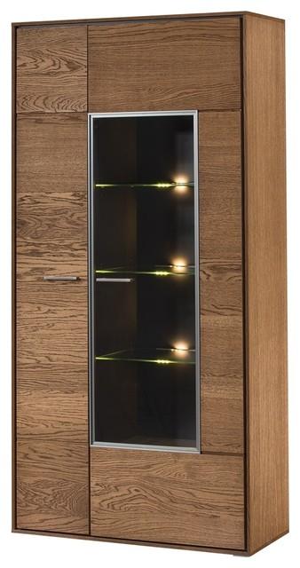 Harmony 2 Doors Large Display Cabinet.