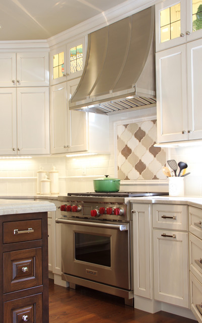 Range Hood - Transitional - Kitchen - Other - by Martin Bros ...
