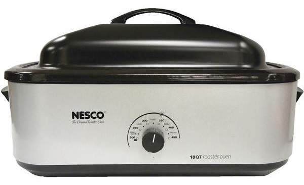 Electric Roaster Oven ~ Nesco quart electric roaster ovens