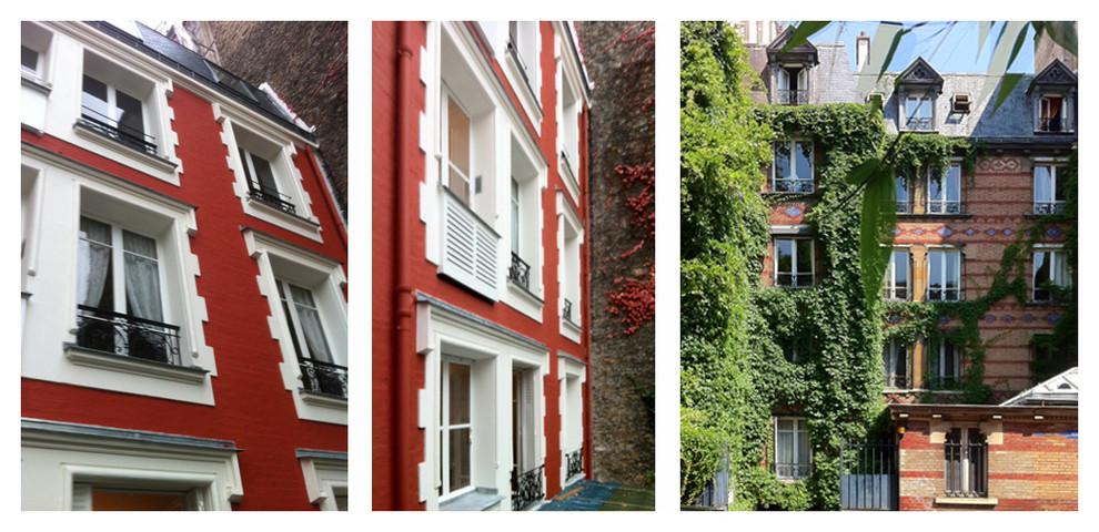Rénovation d'un immeuble à Neuilly sur Seine