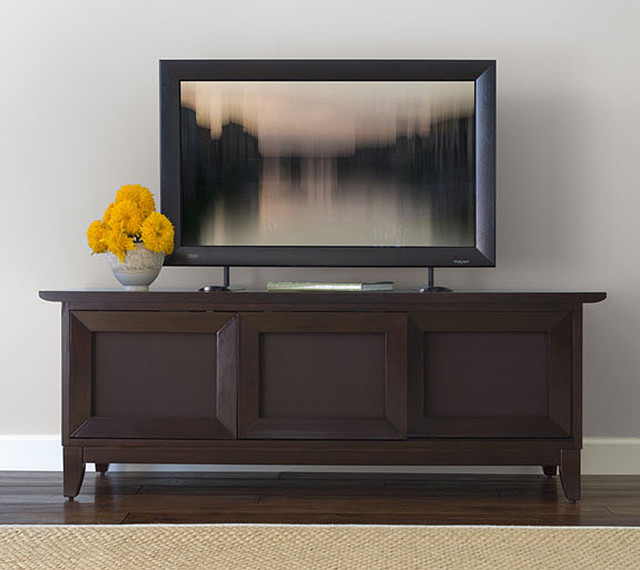 Sloane Flat Panel Television Stand - Traditional - Furniture - Charlotte - by clubfurniture