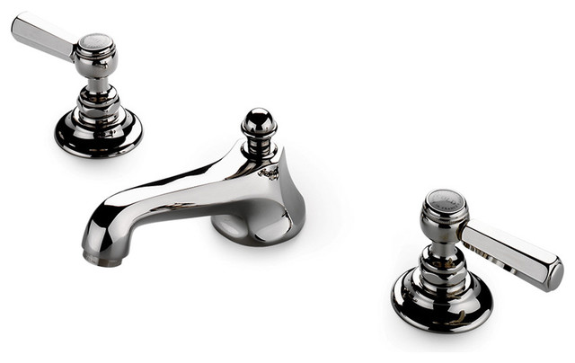 Waterworks Astoria Bathroom Faucet in Nickel - Traditional ...