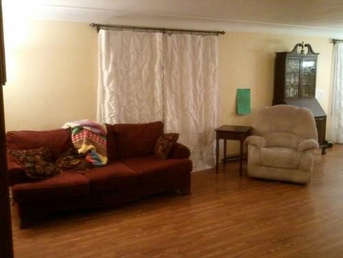 Living Room Dining Furniture Arrangement
