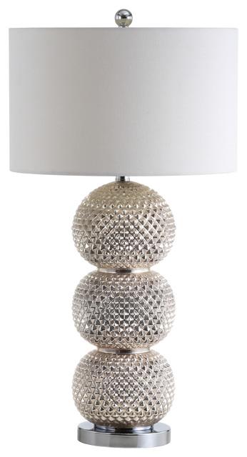 Studio Seven Darcia Table Lamp Silver Contemporary Table