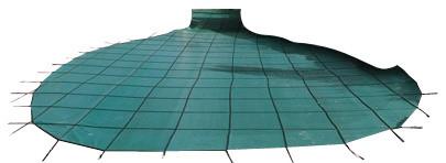 Blue Wave 16x40 15yr Mesh Safety - Green.