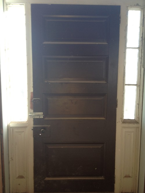 & Is this the original front door for a 1700\u0027s Georgian Colonial in PA? Pezcame.Com
