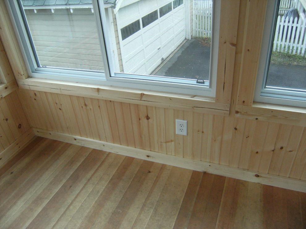 Craftsman Sunroom Addition