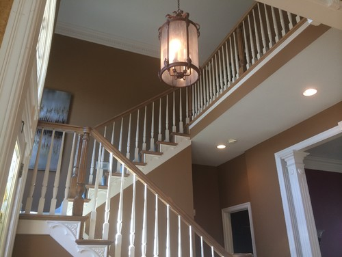 Should I Replace My Wooden Spindles With Iron