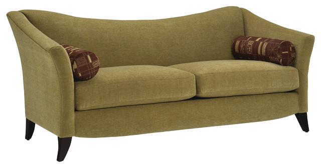 Prague Ii Queen Sleeper Sofa In Reaction Gecko.