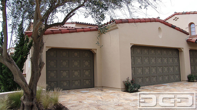 Garage Doors Designs full size of garage designsdc garage doors image collections doors design ideas large size of garage designsdc garage doors image collections doors design Eco Alternative Garage Doors 10 Custom Garage Door Design With Stencil Designs Mediterranean